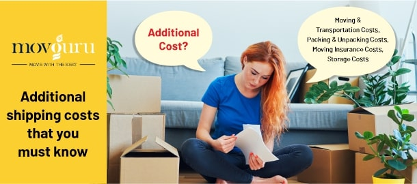 Additional shipping costs that you must know