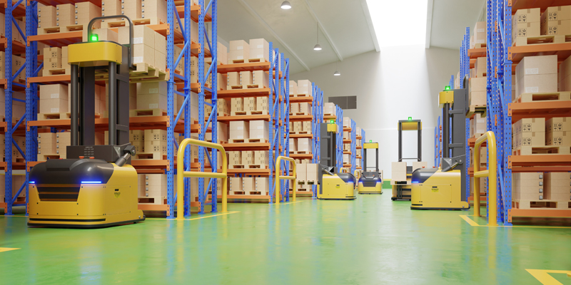 Choosing the right warehouse at the right price and at the right location
