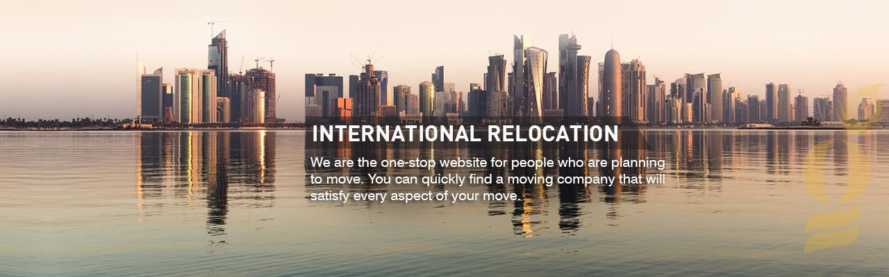 Relocation companies in Qatar