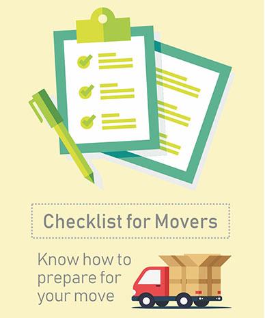 Checklist Movers