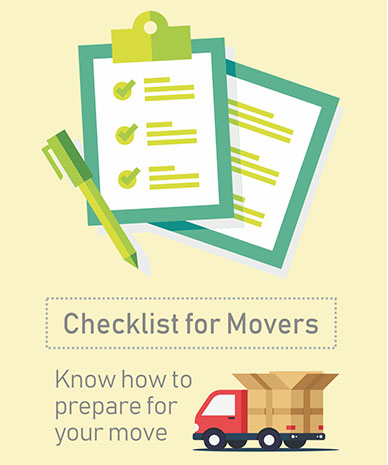 Checklist Movers