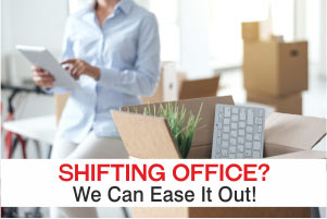 shifting office